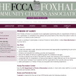 Friends of Hardy   Foxhall Community Citizens Association